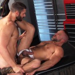 Colt Armour Bob Hager and Dirk Caber Hairy Beefy Men Fucking 132 150x150 New From Colt Studio: Bob Hager and Dirk Caber   Hairy Beefy Man Fuck