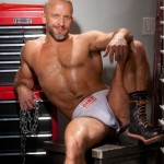 Colt Armour Bob Hager and Dirk Caber Hairy Beefy Men Fucking 252 150x150 New From Colt Studio: Bob Hager and Dirk Caber   Hairy Beefy Man Fuck