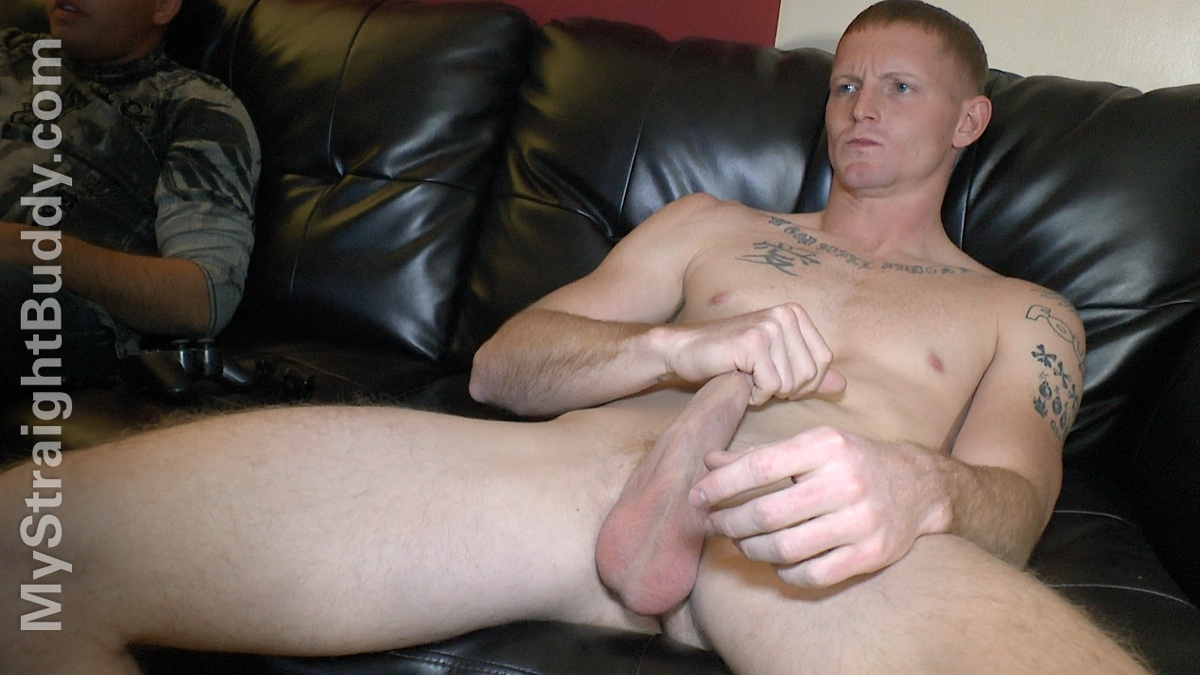 My-Straight-Buddy-James-Marine-Redhead-with-huge-cock-jerking-off-redhead-marine-masturbation-21 Tall Amateur Straight Red Headed Marine Jerks Off In Front of His Buddy