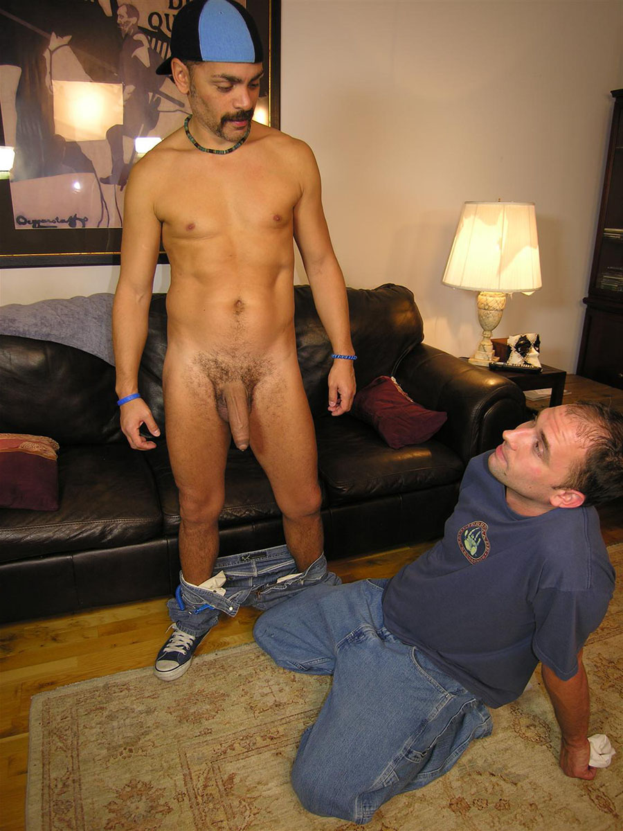 Brazilian men sucking big dicks for cum and 9