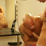 UK Nakedmen Brandon Jones and Ken Ten Muscle Men with Big Uncut Cocks Fucking Massage Fucking 08 150x150 Amateur Massage Turns Into Getting Fucked By A Big Uncut Cock