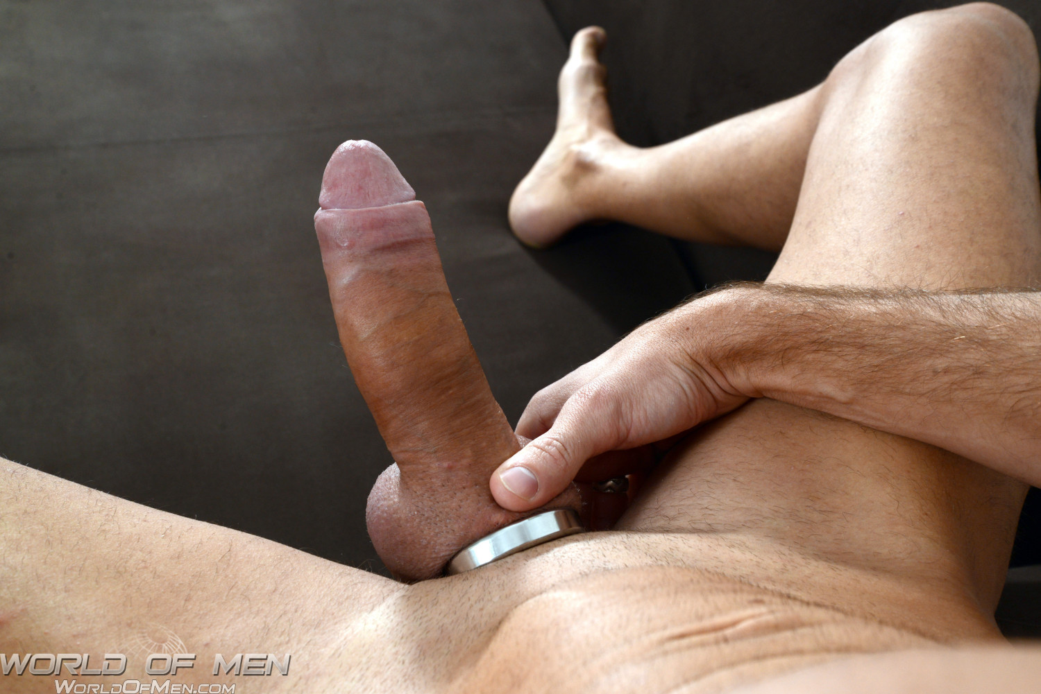 World-of-Men-Enzo-DiKarina-french-guy-with-a-huge-uncut-cock-massive-cum-load-07 Amateur French Hustler With Huge Uncut Cock Blasts Cum All Over