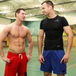 Big Daddy Out In Public Muscle Guys Barebacking In A Locker Room Amateur Gay Porn 01 150x150 Real Strangers Almost Caught Barebacking In A Public Locker Room