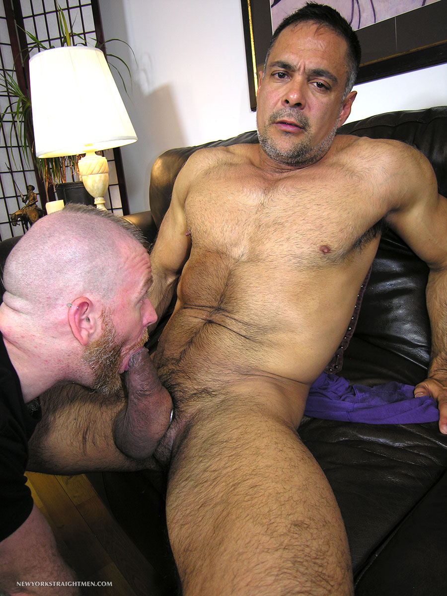 Latino guy gets his ass coverd in cum
