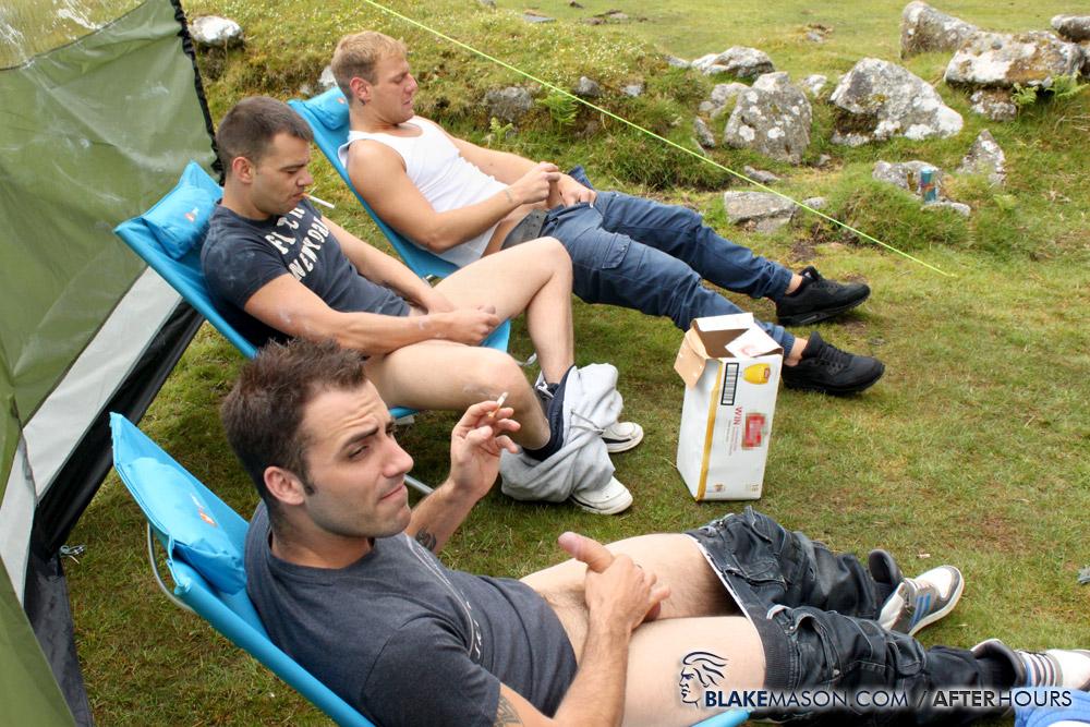 Blake Mason Mating Season Kai Fraser Bradley Josh Matt Riley Circle Jerk Big Uncut Cocks Amateur Gay Porn 11 Circle Jerk While Camping With Six Amateur Big Uncut Cock Guys