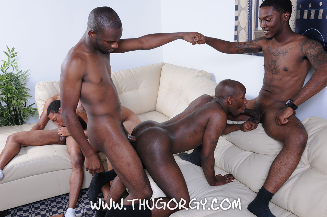 Big dick black men fucking men