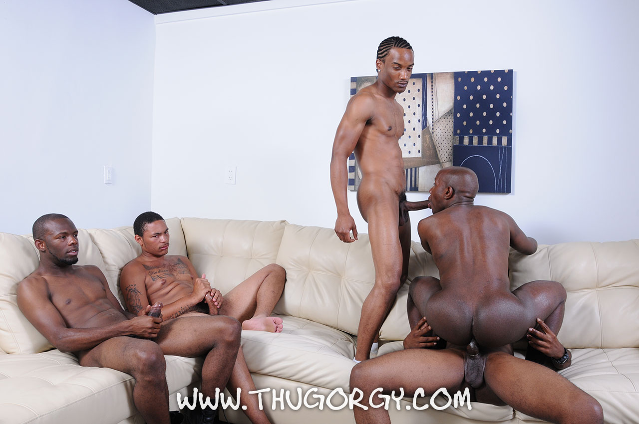 Gay black cock bareback