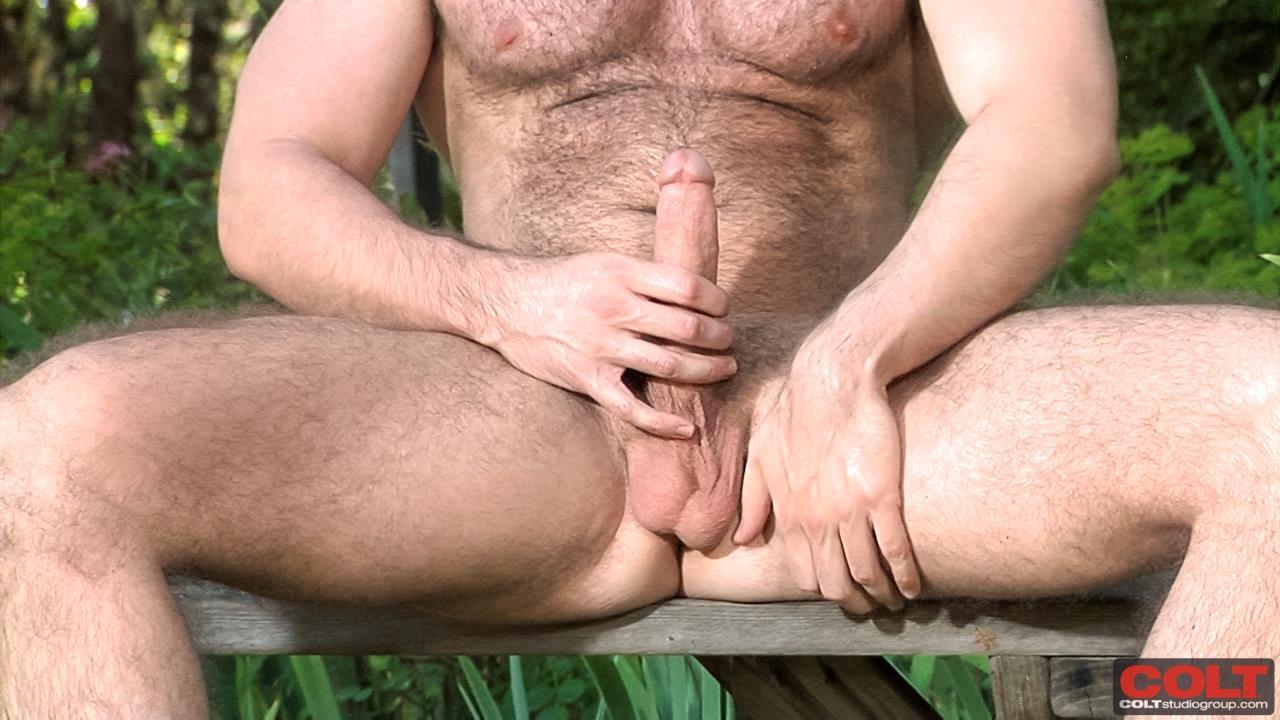 amateur solo jerk off - COLT-Minute-Man-Solo-Series-Brayden-Forrester-Hairy-Muscle-Bear-Jerk-Off- Amateur-Gay-Porn-08.jpg
