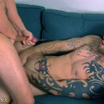 Dirty Tony Paul Stack and Dayton Oconnor Bareback Straight Guy Amateur Gay Porn 12 150x150 Straight Redheaded Vegas Bouncer Gets A Cock Up His Ass