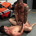 Hot Dads Hot Lads Kyle Savage and Chase Young Hairy Muscle Daddy Fucking a Younger Guy Amateur Gay Porn 16 150x150 Tatted Muscle Daddy Fucks The 18 Year Old Neighbor Boy