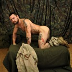 All American Heroes Sergeant Miles Army Guy Jerking Off Big Cock And Fingering Ass Amateur Gay Porn 10 150x150 Happy Veterans Day: Straight US Army Sergeant Jerks His Thick Cock