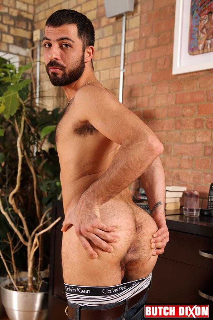 Butch-Dixon-Diego-Duro-Hairy-Turkish-Guy-Jerking-Off-And-Ass-Play-Amateur-Gay-Porn-22 Hairy Turkish Guy Playing With His Thick Cock And Hairy Ass