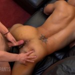 Guys In Sweatpants Ezekiel Stone and Dillon Hays Interracial bareback fucking Amateur Gay Porn 01 150x150 Hot Black Guy Gets Barebacked By A Sexy White Stud With A Big Uncut Cock