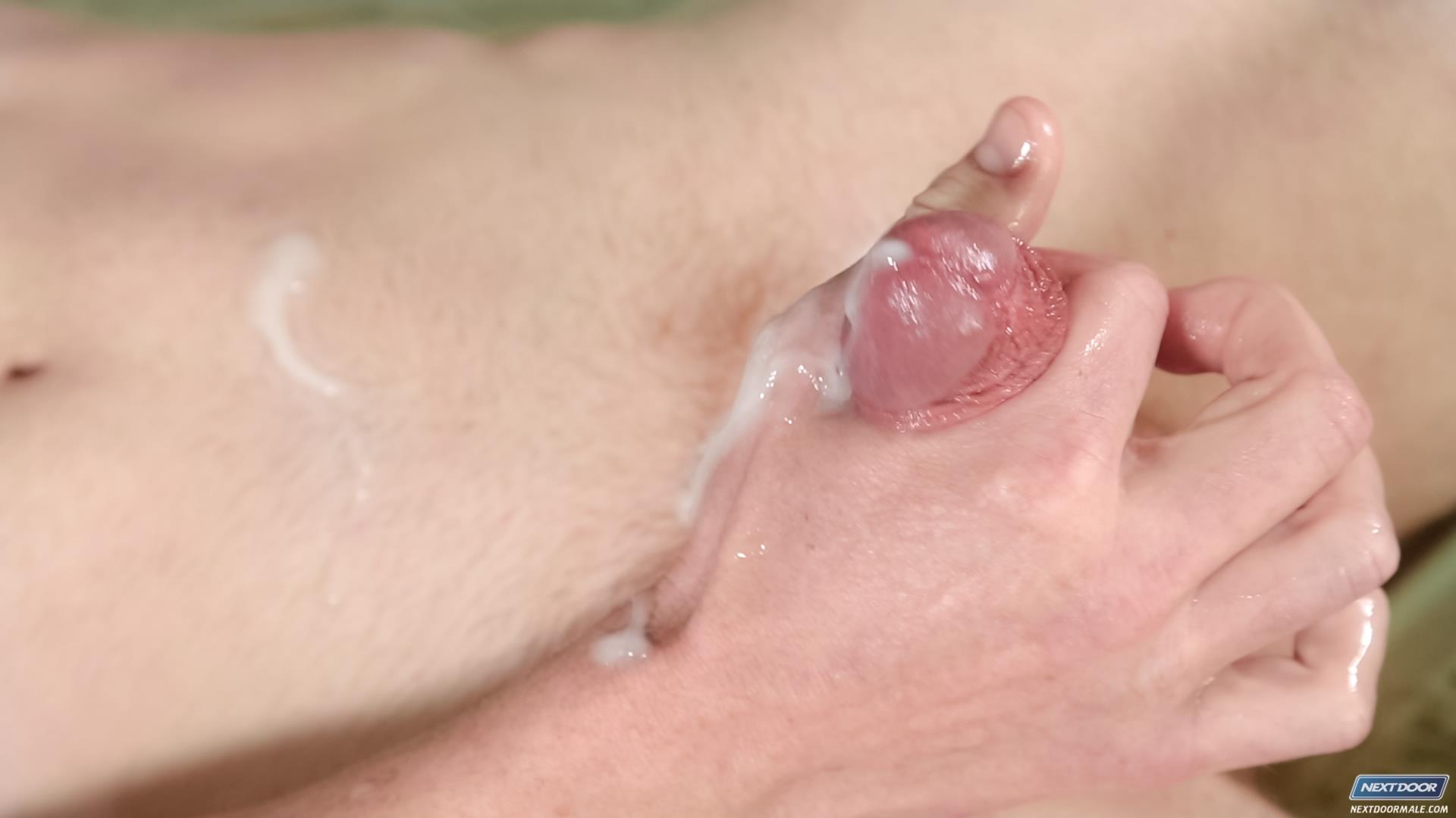 Next-Door-Male-Stryker-Texas-Redhead-Jerking-His-Cock-Amateur-Gay-Porn-15 Texas Redneck Redhead Country Boy Jerking His Ginger Cock