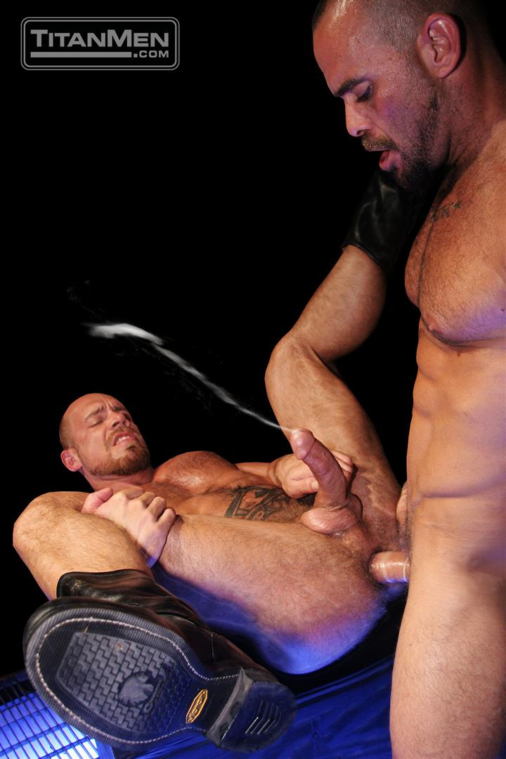 TitanMen Cum Shots from Hairy Muscle Hunks Amateur Gay Porn 2 One Video and A Gallon Of Hot Cum
