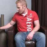 SpunkWorthy Perry Straight Muscle Redhead With A Thick Cock Jerk Off Amateur Gay Porn 01 150x150 Young Straight Muscle Redhead Jerking His Thick Cock