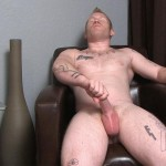 SpunkWorthy Perry Straight Muscle Redhead With A Thick Cock Jerk Off Amateur Gay Porn 04 150x150 Young Straight Muscle Redhead Jerking His Thick Cock