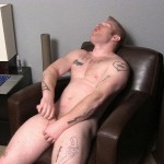 SpunkWorthy Perry Straight Muscle Redhead With A Thick Cock Jerk Off Amateur Gay Porn 08 150x150 Young Straight Muscle Redhead Jerking His Thick Cock