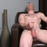 SpunkWorthy Perry Straight Muscle Redhead With A Thick Cock Jerk Off Amateur Gay Porn 10 150x150 Young Straight Muscle Redhead Jerking His Thick Cock