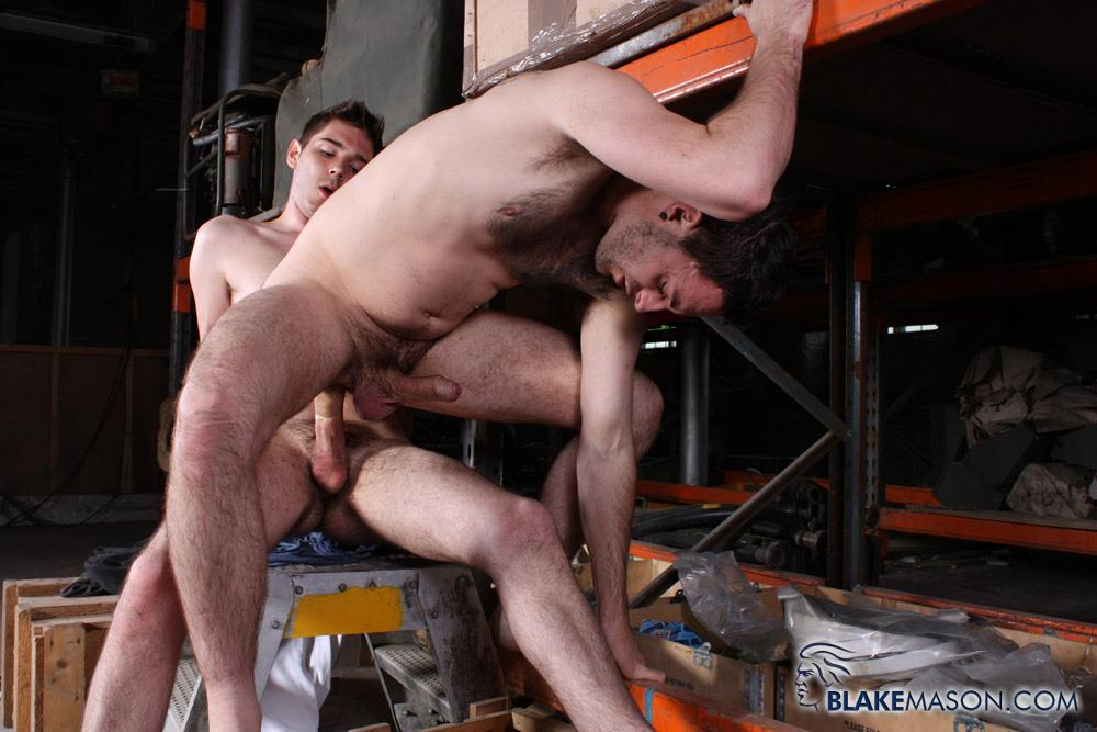 Blake-Mason-Riley-Tess-And-Jonny-Parker-Hairy-British-Guys-With-Big-Uncut-Cocks-Fucking-Amateur-Gay-Porn-12 Horny, Hairy, Uncut British Guys Fucking In A Warehouse