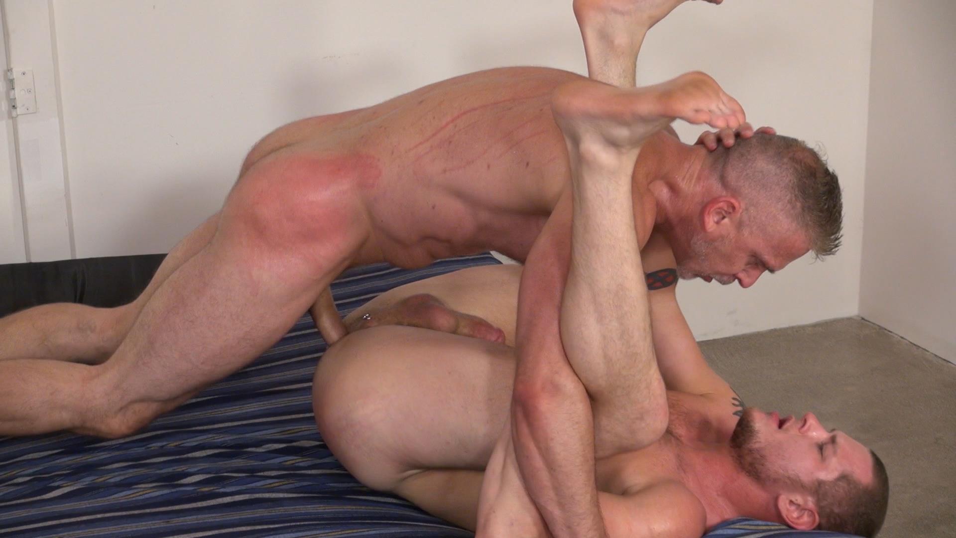Raw and Rough Sam Dixon and Blue Bailey Daddy And Boy Flip Flip Bareback Fucking Amateur Gay Porn 07 Blue Bailey Flip Flop Barebacking With A Hung Daddy