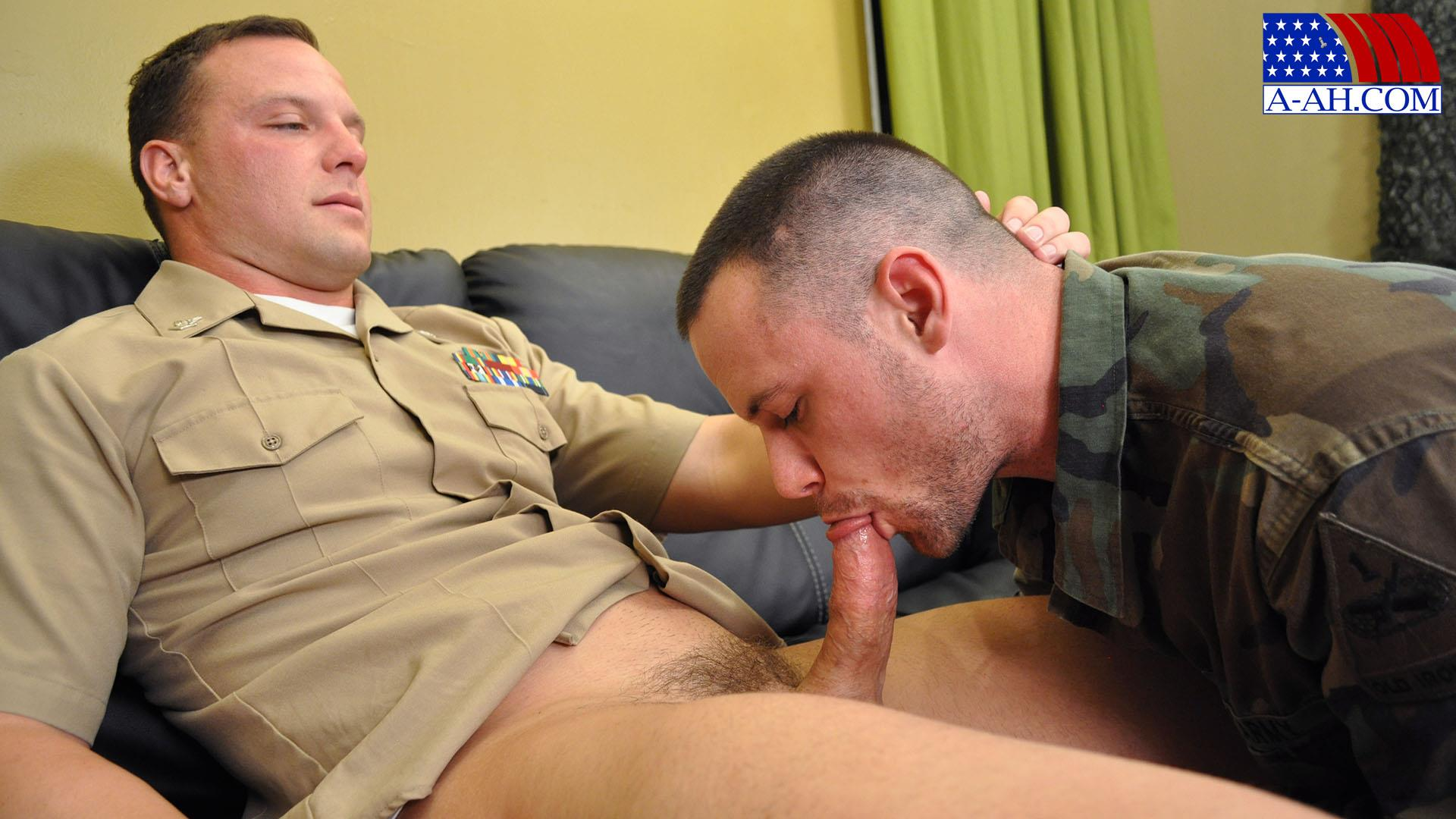 All American Heroes NAVY CORPSMAN LOGAN FUCKS SERGEANT MILES Military Guys Fucking Bareback Amateur Gay Porn 04 Real US Navy Corpsman Barebacking A US Army Sergeant