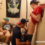 Fraternity X Frat Guys Bareback A Tight Hole BBBH Amateur Gay Porn 03 150x150 Frat Guys Gang Barebacking A Foreign Exchange Student