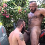 Cum-Pig-Men-Alessio-Romero-and-Ethan-Palmer-Hairy-Muscle-Latino-Daddy-Cocksucking-Amateur-Gay-Porn-06-150x150 Hairy Latino Muscle Daddy Gets A Load Sucked Out And Eaten