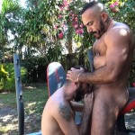 Cum-Pig-Men-Alessio-Romero-and-Ethan-Palmer-Hairy-Muscle-Latino-Daddy-Cocksucking-Amateur-Gay-Porn-32-150x150 Hairy Latino Muscle Daddy Gets A Load Sucked Out And Eaten
