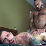 Dudes Raw Alessio Romero and Nick Cross Hairy Latino Muscle Daddy Barebacking Amateur Gay Porn 30 150x150 Hairy Muscle Daddy Alessio Romero Barebacking Nick Cross