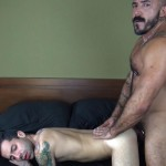 Dudes-Raw-Alessio-Romero-and-Nick-Cross-Hairy-Latino-Muscle-Daddy-Barebacking-Amateur-Gay-Porn-33-150x150 Hairy Muscle Daddy Alessio Romero Barebacking Nick Cross