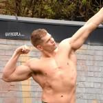 Gay Hoopla Miles Houston American Bodybuilder Jock Jerking Off Amateur Gay Porn 04 150x150 American Muscle Jock Miles Houston Auditions For Gay Porn