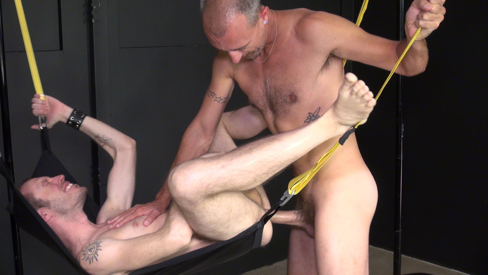 Raw and Rough Blake Dawson and Super Steve Horse Cock Bareback Breeding Amateur Gay Porn 07 Huge Cock Bareback Breeding A Tight Hole In A Sex Sling