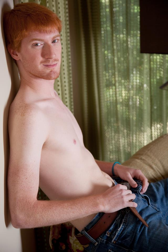 Southern-Strokes-Neil-Redhead-Ginger-Twink-Jerking-Off-Amateur-Gay-Porn-03 Happy St. Paddy's Day - Enjoy This Redheaded Twink Jerking Off