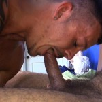 Cum Pig Men Jimmie Slater and Alessio Romero Hairy Muscle Daddy Getting Blow Job Amateur Gay Porn 32 150x150 Jimmie Slater Sucks A Load Of Cum Out Of Hairy Muscle Daddy Alessio Romero