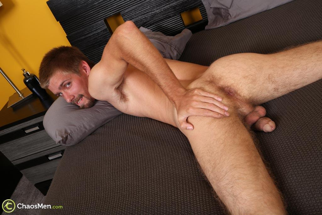 Chaosmen-Augustine-Straight-Guy-With-A-Big-Horse-Cock-Amateur-Gay-Porn-58 Skinny Redneck With A Hairy Ass Stroking His 10