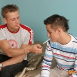 Boys Smoking Keith Ledger Best Friends Jerking Off Big Uncut Cocks Amateur Gay Porn 03 150x150 Best Friends Jerking Off Together While Smoking