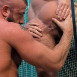 Titanmen Titan Hunter Marx and Dirk Caber Hairy Muscle Daddy Fuck Amateur Gay Porn 24 150x150 Dirk Carber Gets Fucked Hard By Another Muscle Daddy With A Thick Cock