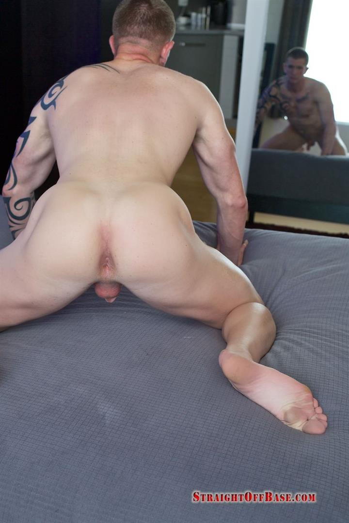 Straight Off Base Shane Naked Marine Jerk Off Amateur Gay Porn 16 Muscled Marine Corporal Jerks His Smooth Shaved Cock