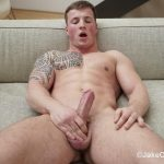 Jake Cruise Tommy Morava Muscle Hunk With Big Uncut Cock 21 150x150 European Muscle Hunk Strokes His Fat Uncut Cock