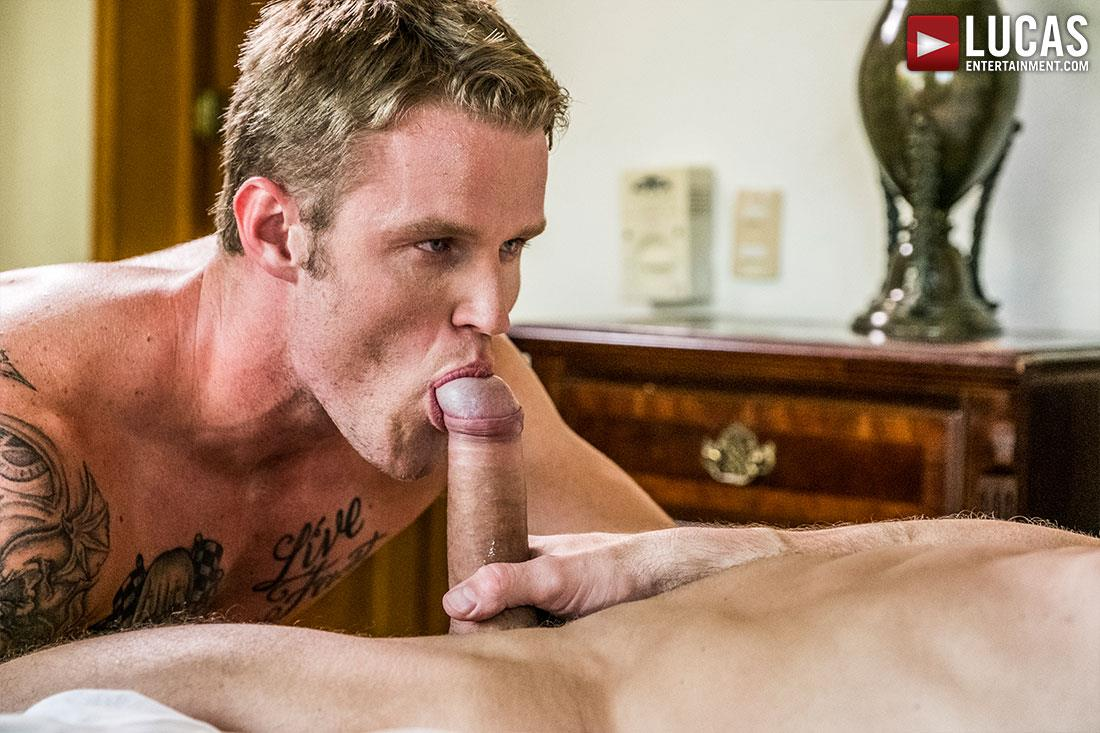 Lucas-Entertainment-Shawn-Reeve-and-Tomas-Brand-Bareback-Daddy-Sex-05 Bareback Riding A Thick Uncut Daddy Dick