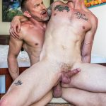 Lucas-Entertainment-Shawn-Reeve-and-Tomas-Brand-Bareback-Daddy-Sex-11-150x150 Bareback Riding A Thick Uncut Daddy Dick