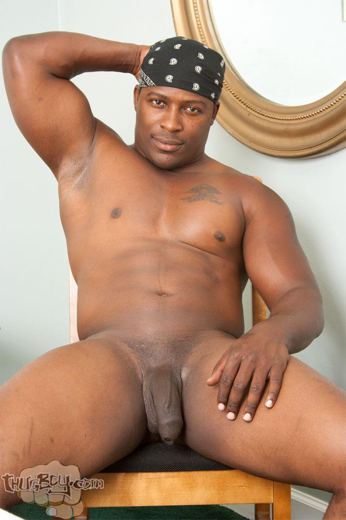 Thug-Boy-Danger-Naked-College-Football-Player-Jerking-off-His-Big-Black-Uncut-Cock-05 Former College Football Player Jerking His Big Black Uncut Horse Cock