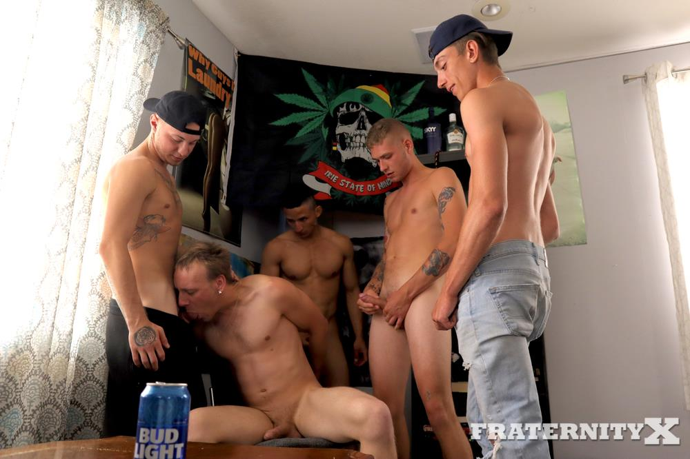 Fraternity-X-Naked-Frat-Boys-Gay-Sex-Party-Video-20 Welcome Back To School!  Frat Boys Gang Bang A Raw Freshman Ass